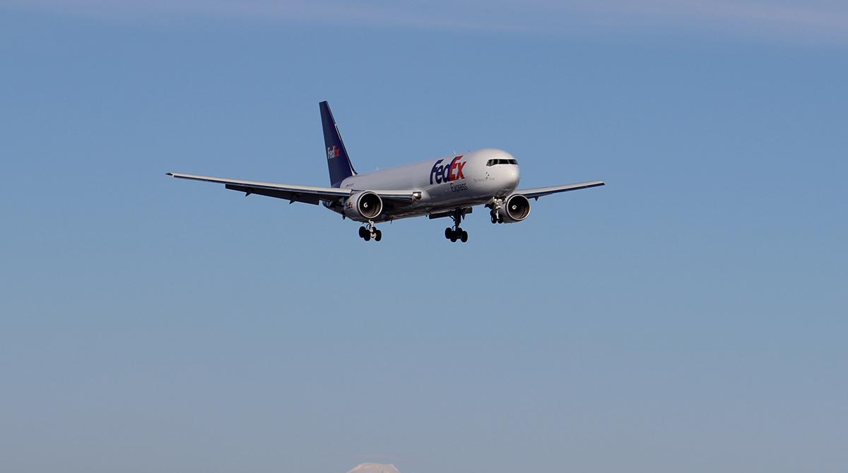Fedex Reaches Airfreight Deal With San Bernardino Airport