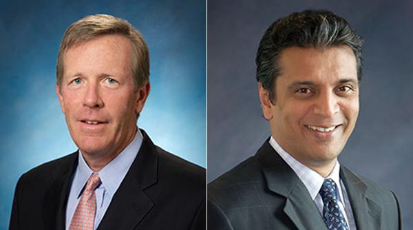 David Cunningham and Rajesh Subramaniam