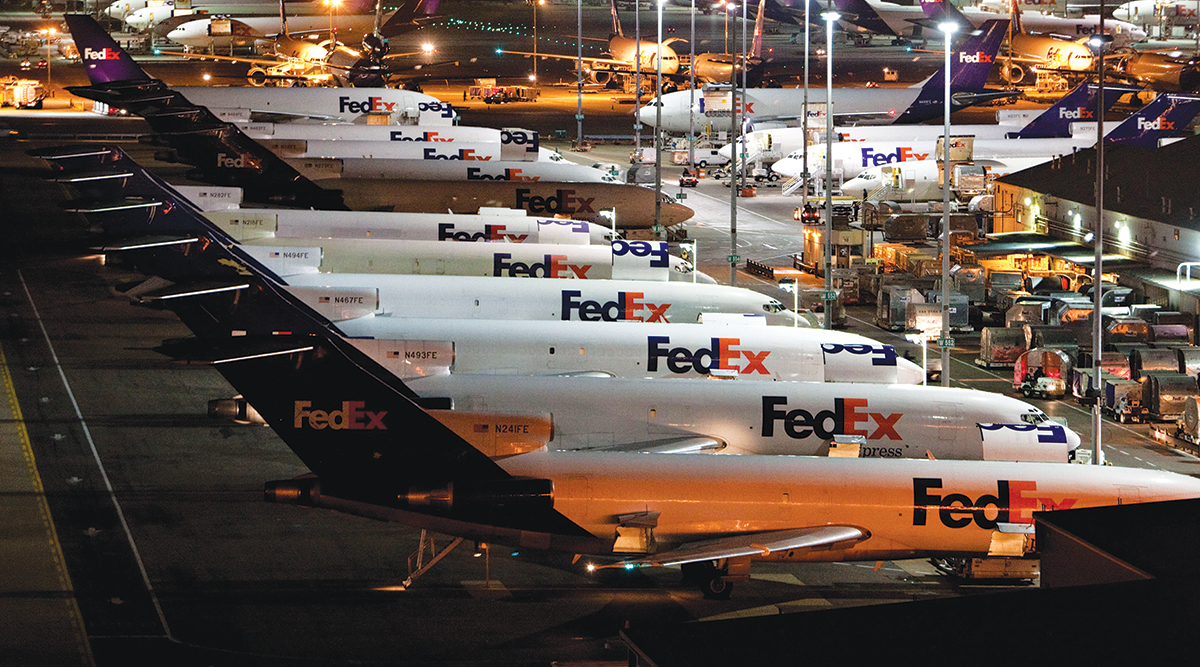 FedEx Memphis World Hub