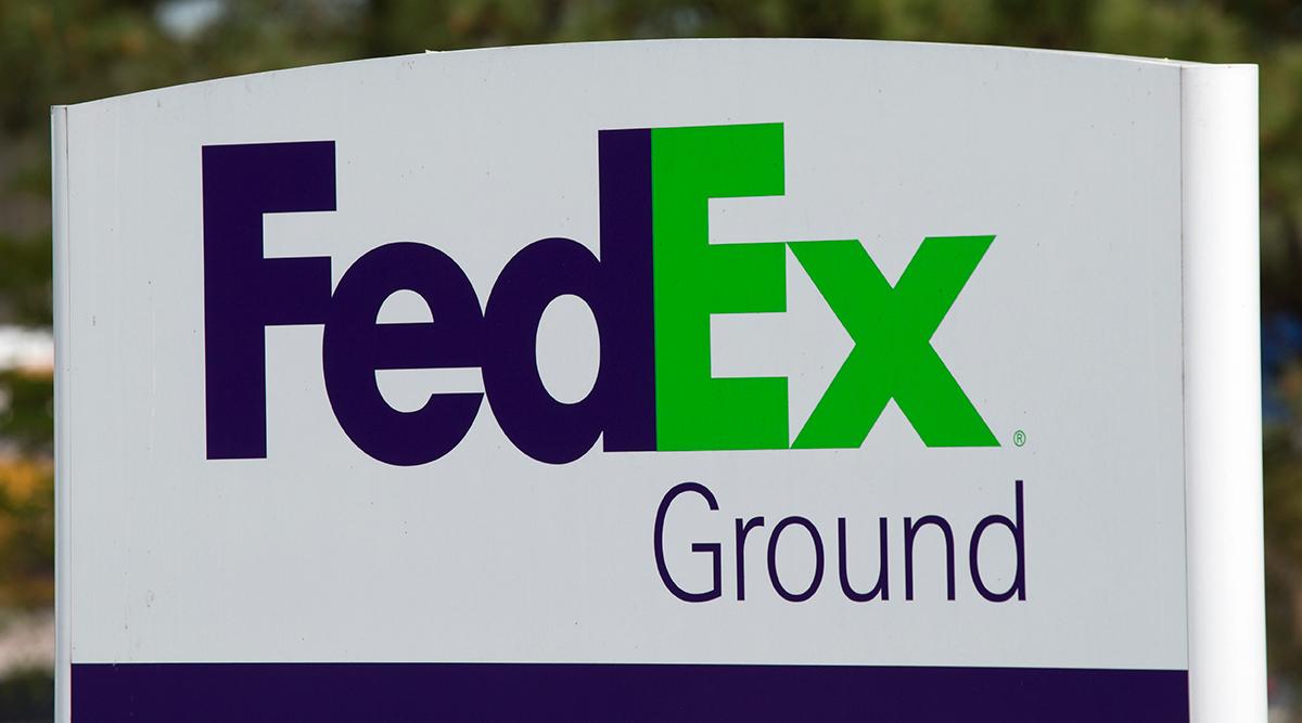 FedEx Sign