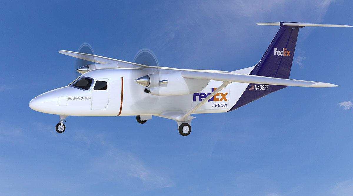FedEx Sky Courier