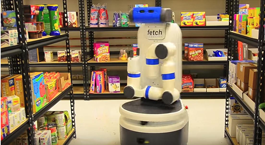 Fetch Robotics Garners $25 Million in Funding | Transport Topics