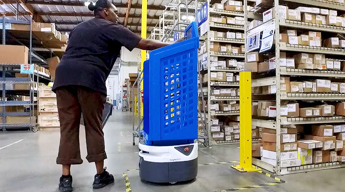 RK Logistics Group Deploys Fetch Robots in Its Warehouses
