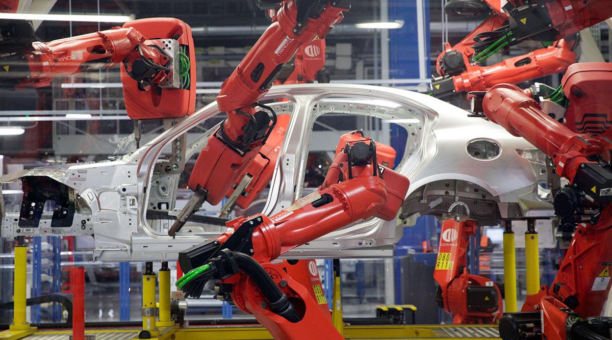 Fiat Motors Factory
