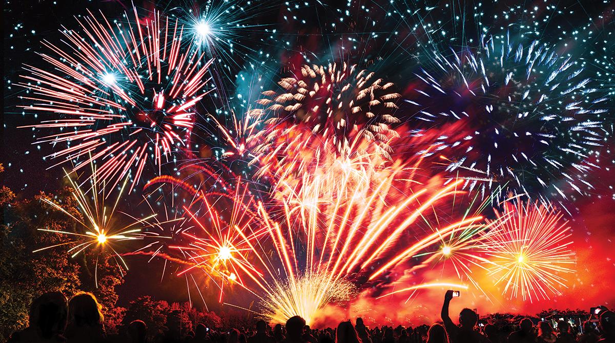 Fireworks Groups