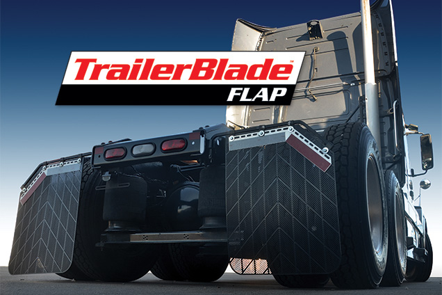 TrailerBlade Flap
