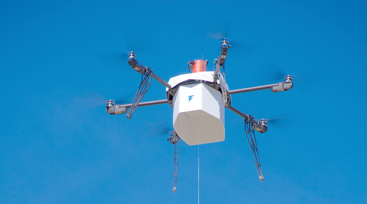 North American Drone Companies Ready to Buzz | Transport Topics