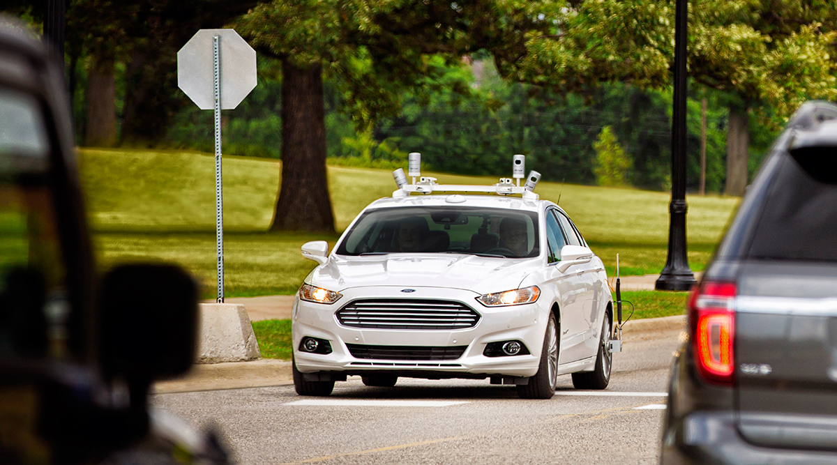 The First True Autonomous Cars Won\'t Be for Sale | Transport Topics