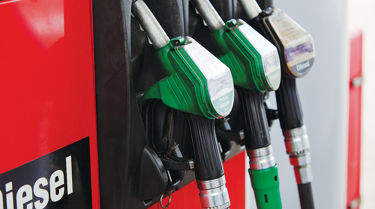 Diesel Increases 2 2¢ to $3 169 a Gallon | Transport Topics