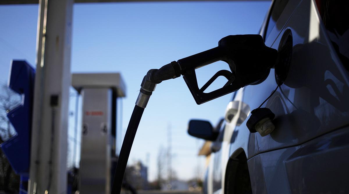 gas refueling