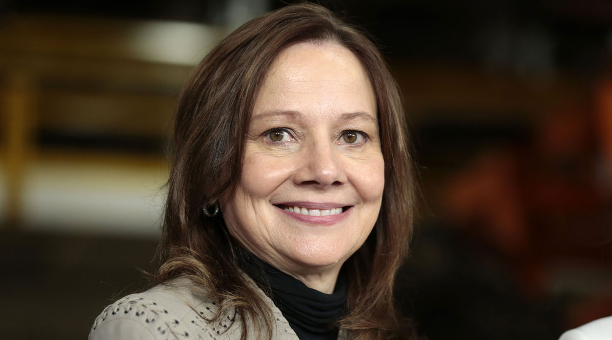 GM CEO Mary Barra will host Ivanka Trump at the company's training center north of Michigan on Sept. 2.