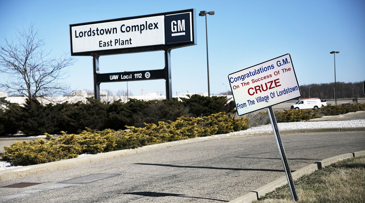 Electric Truckmaker Workhorse in Talks to Acquire Idled GM Plant in