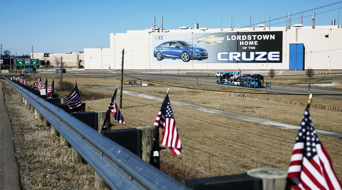 News of GM Plant Sale Leaves Union Unhappy | Transport Topics