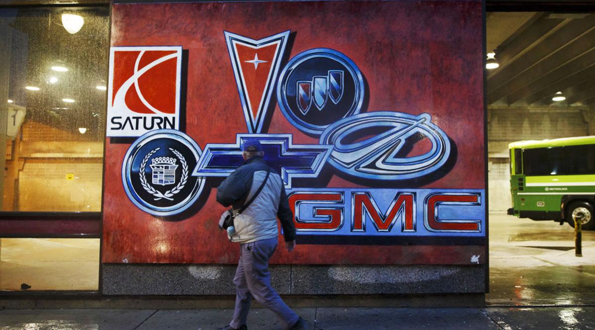 General Motors shrinks workforce