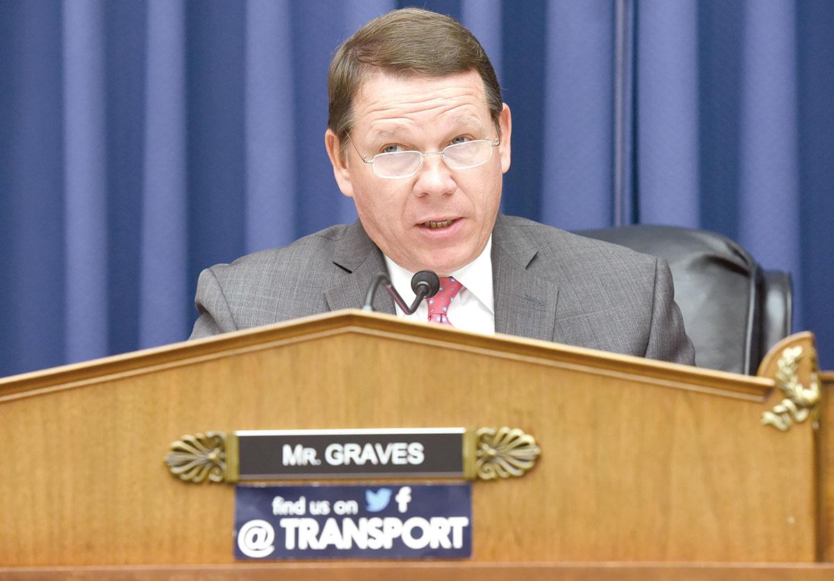 Rep. Sam Graves (R-Mo.)
