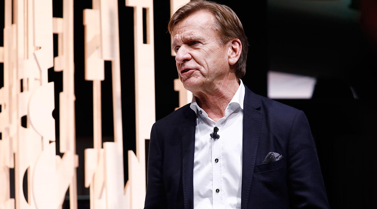 Volvo's Hakan Samuelsson