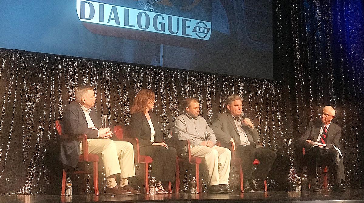 Mike Palmer, Gloria Pliler, Lee Quinn,Brett Wacker, Stu MacKay.