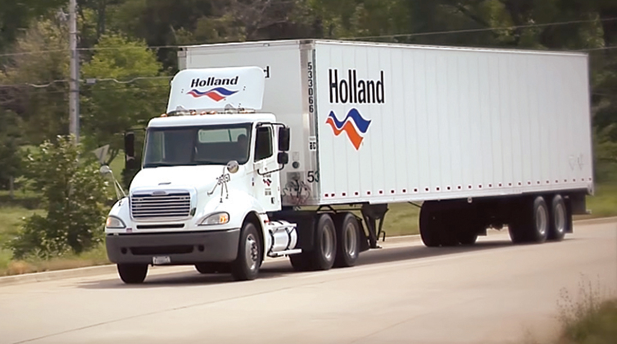 Holland Truck