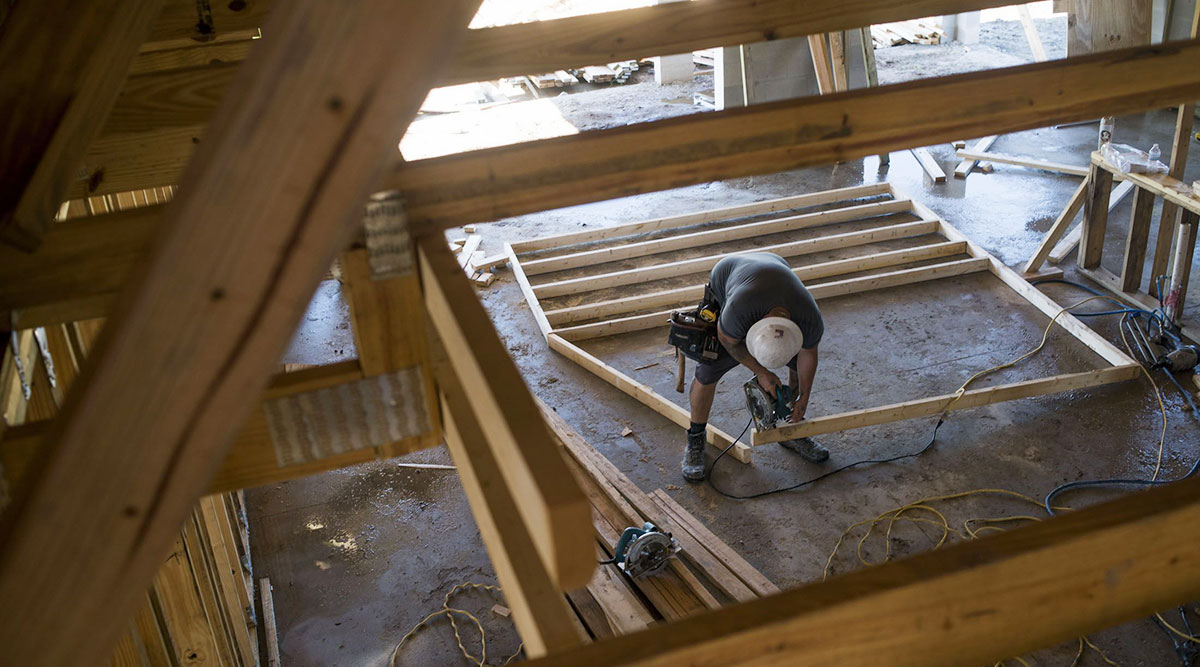 Housing Starts Up 12.3% in August