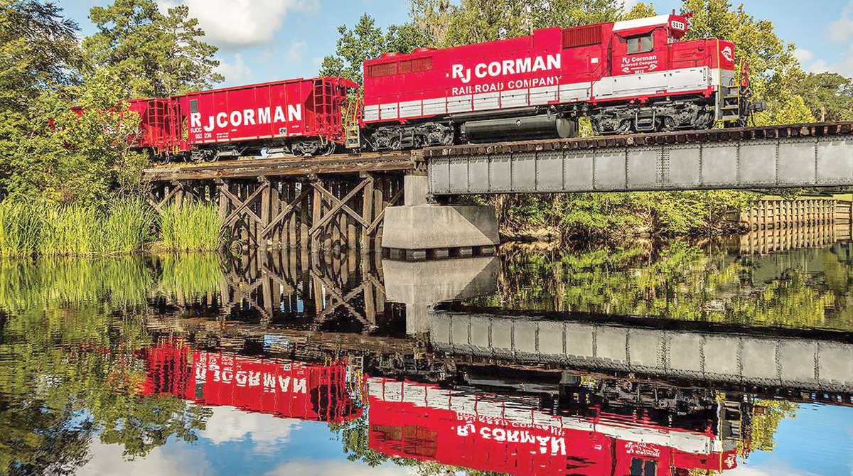 R J  Corman Railroad Acquires Six Rail Companies | Transport
