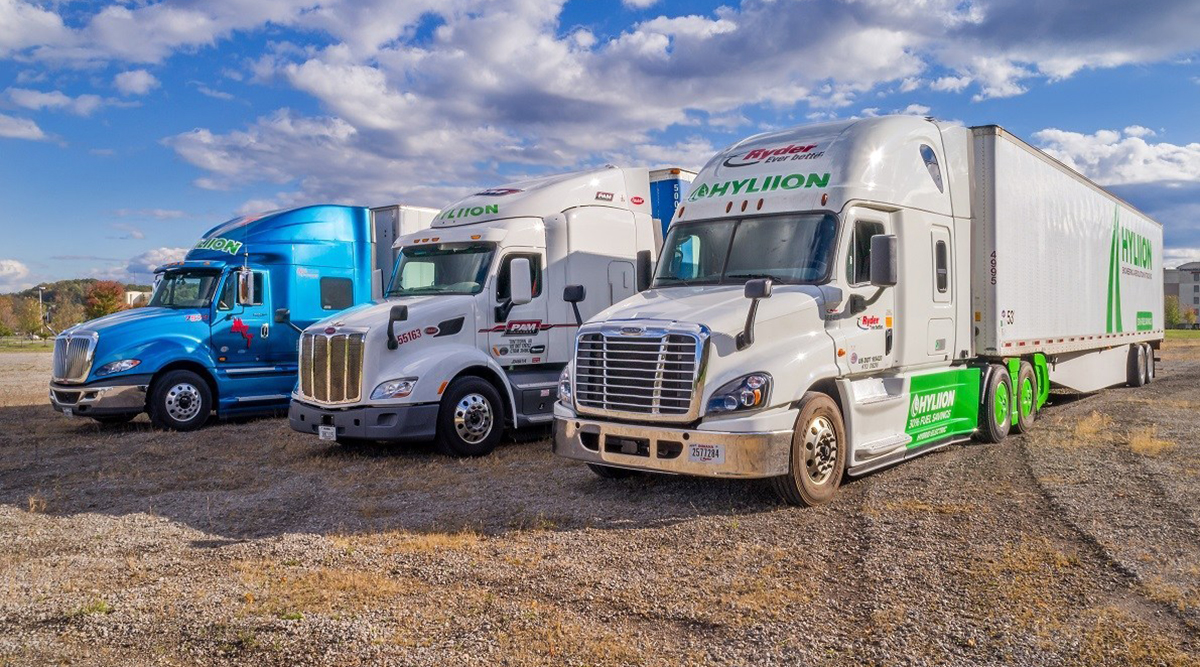 Hyliion Offers Own Trucks To Customers Wanting Test Hybrid Electric Axle