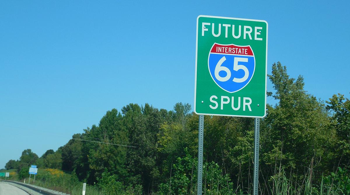 I-165 Designation