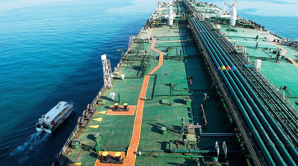 Devon oil tanker