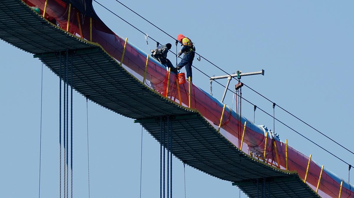 bridge construction New Jersey