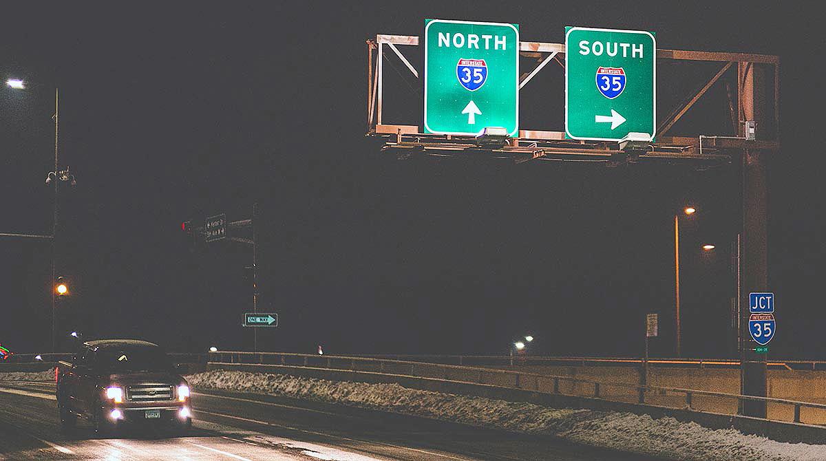 Interstate 35 Minnesota