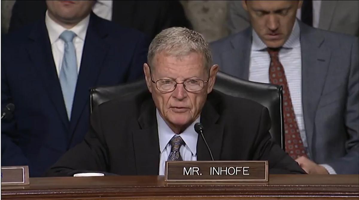 Sen.James Inhofe