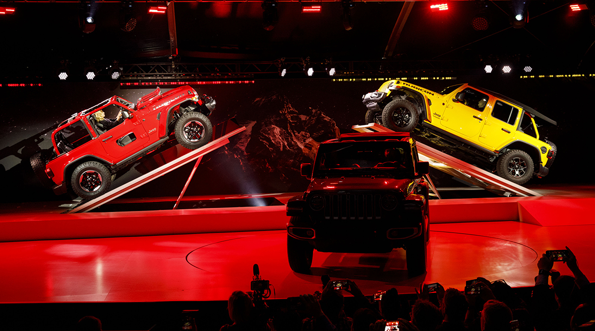 Detroit Pickup Truck Sales Drop As Us Auto Demand Poised To Slow Fiat 2017