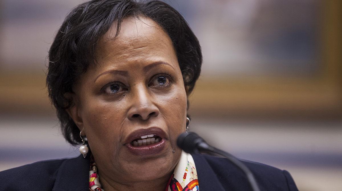 Daphne Jefferson testifies in Congress