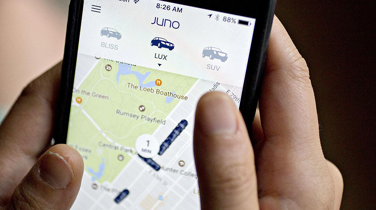 Juno app