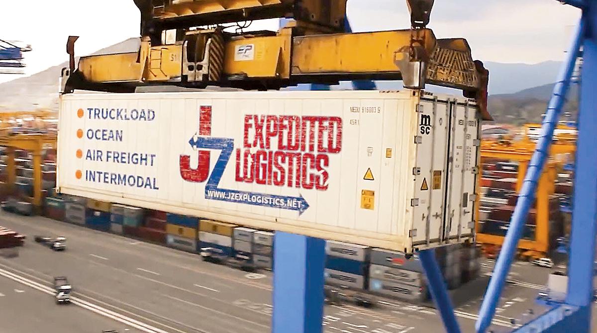 JZ Expedited cargo