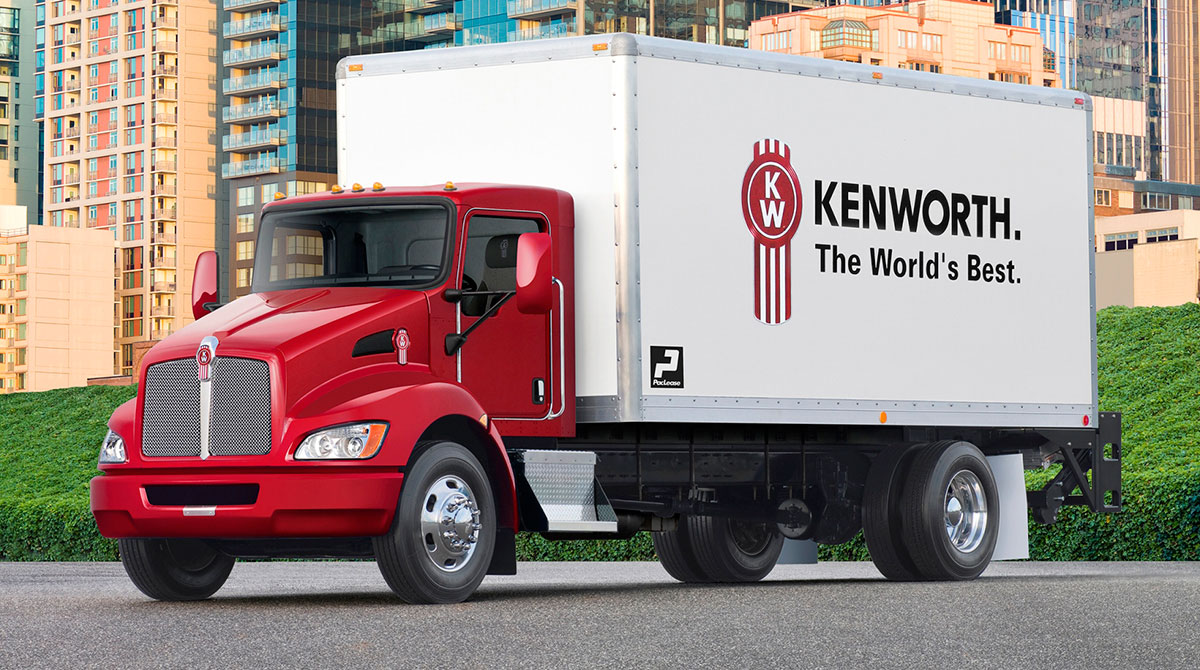 Kenworth Medium Duty