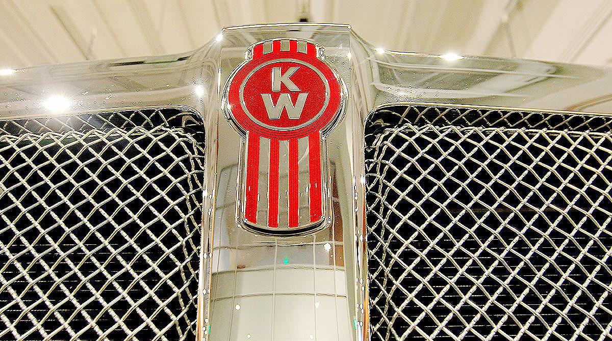 Kenworth grille