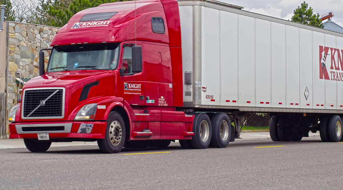 Knight Acquires Abilene Motor Express | Transport Topics
