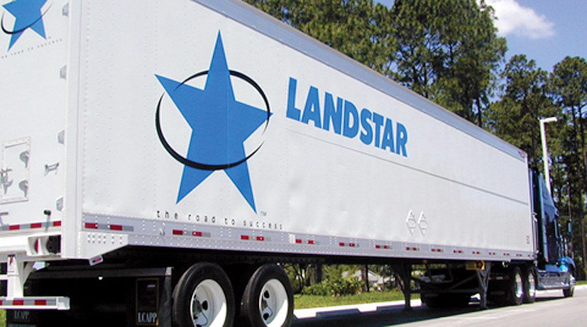 Landstar truck