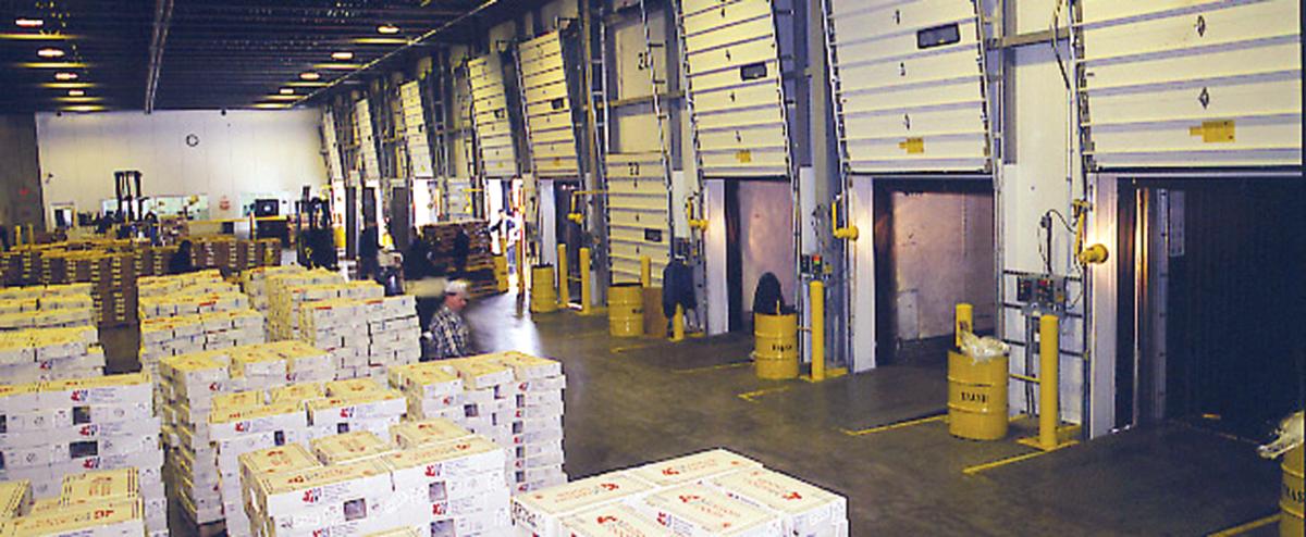 U.S. Growers warehouse