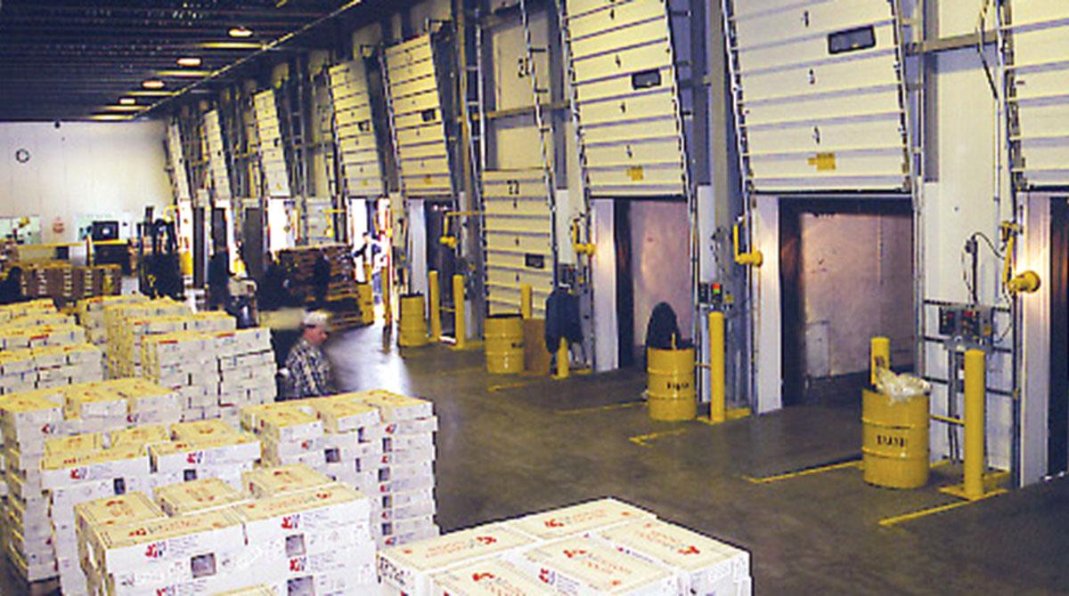 Lineage Logistics warehouse
