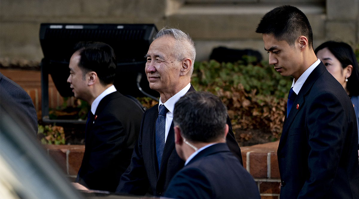 China vice premier Liu He
