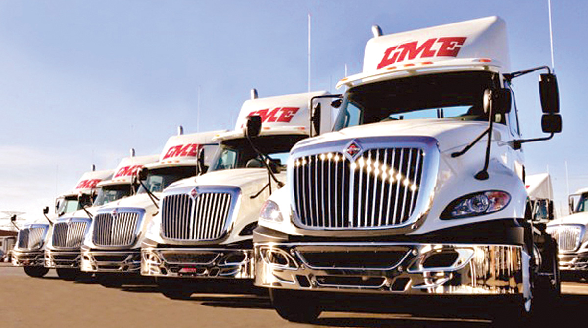 LME fleet