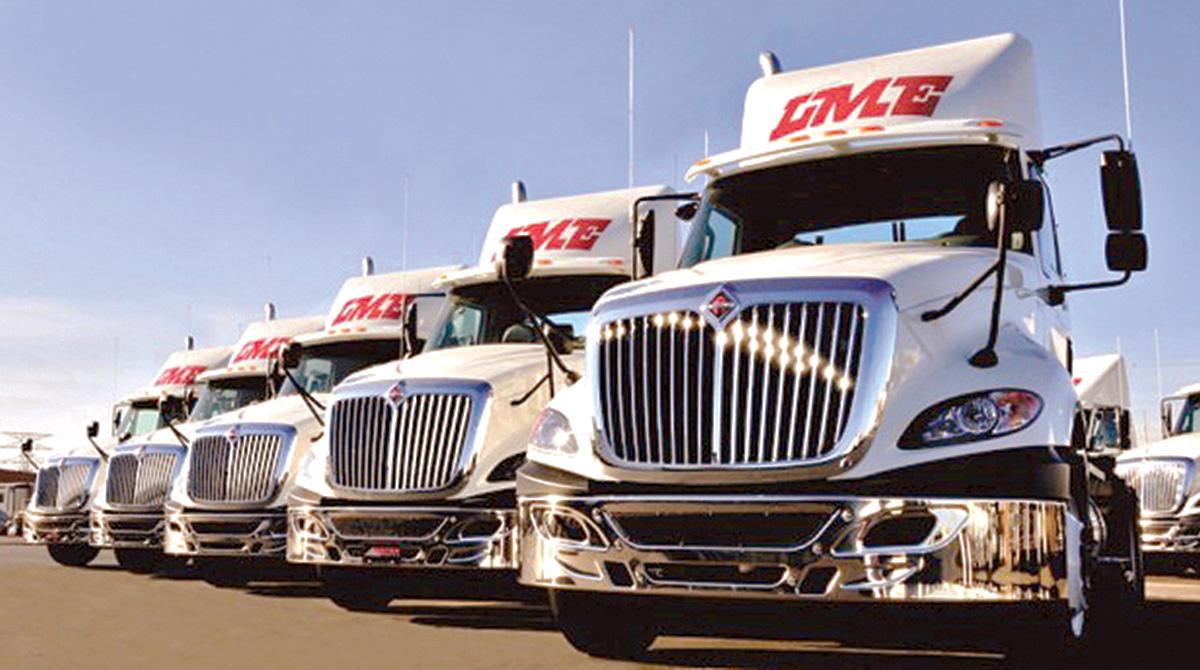 LME trucks