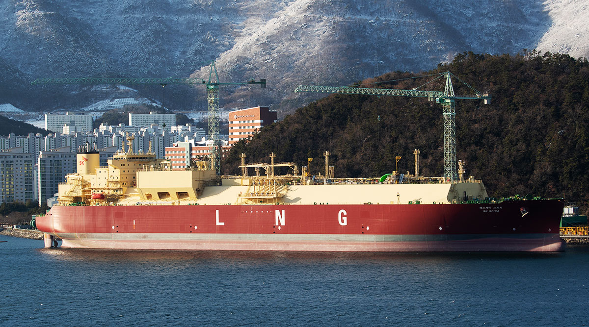 Cameron LNG Poised for First Export Shipment With First LNG