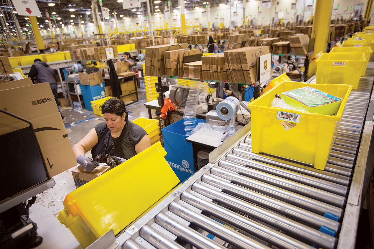 Is Amazon a Logistics Company? All Signs Point to That | Transport