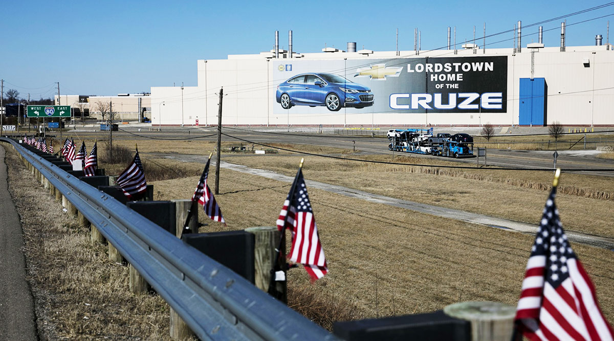Taking in Just $70 a Day, Lordstown GM Plant Savior Workhorse Is in