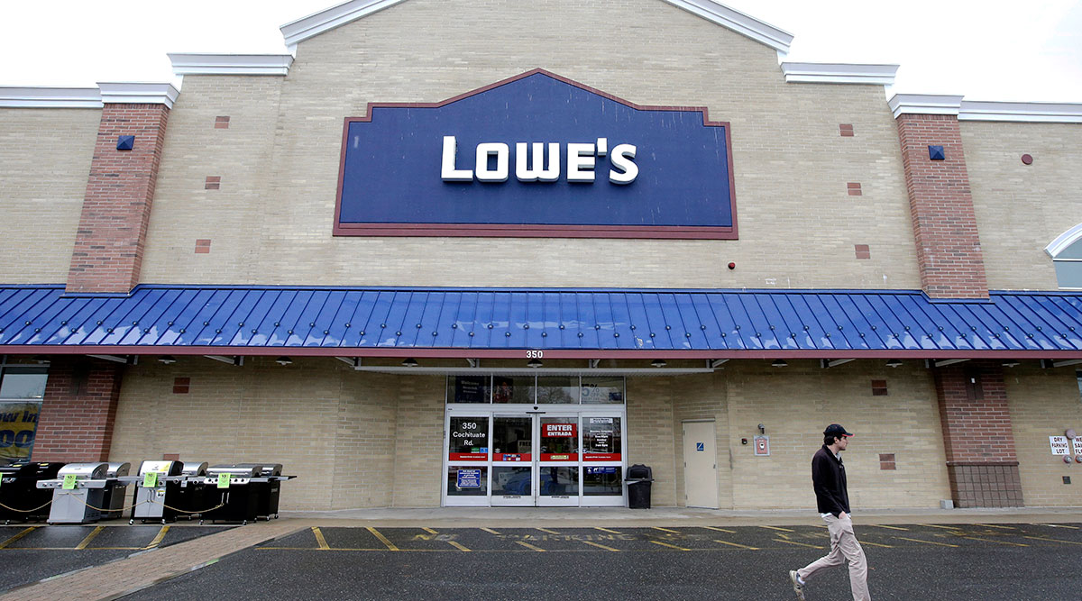 Lowe's Store Front