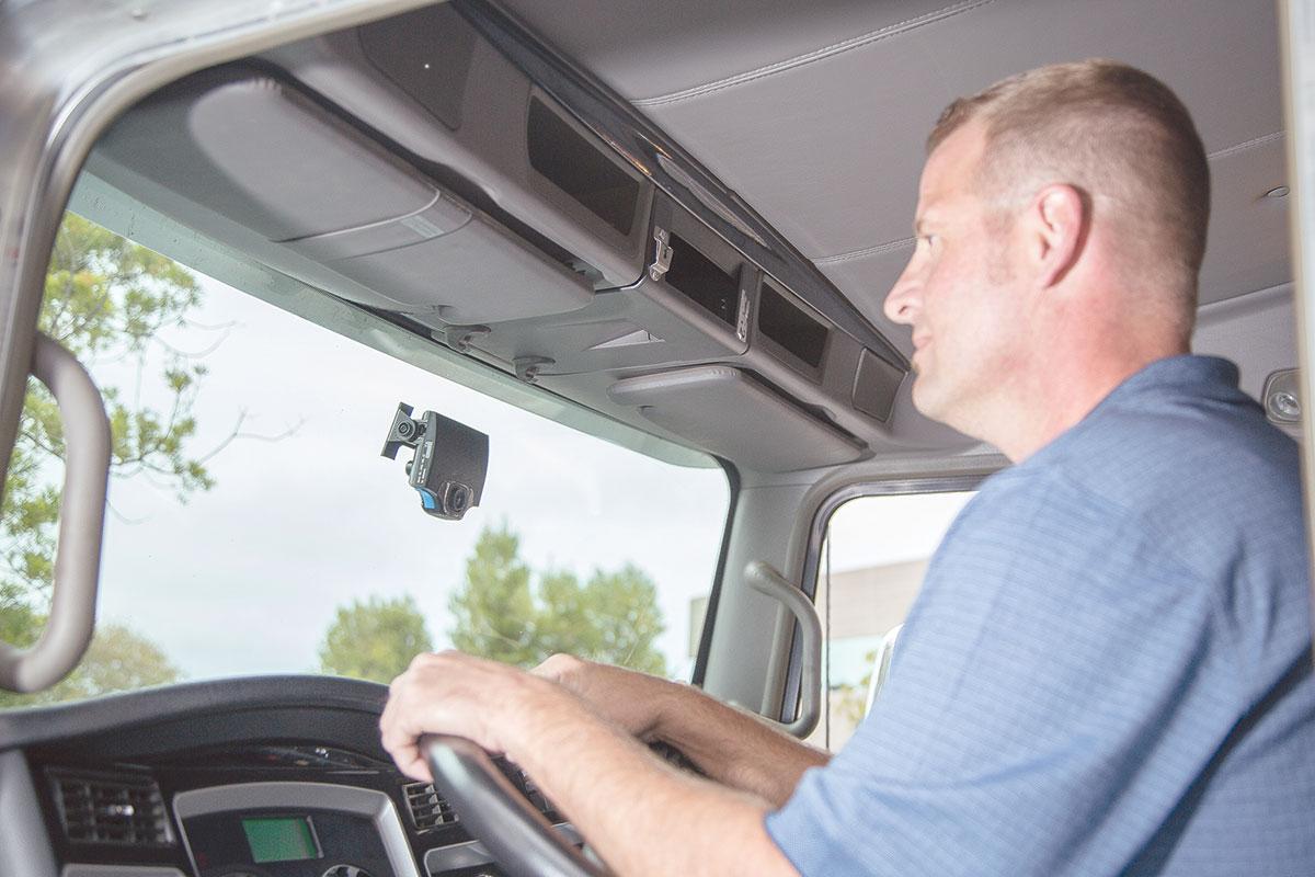 Walmart, U S  Xpress Install Lytx Video Systems | Transport