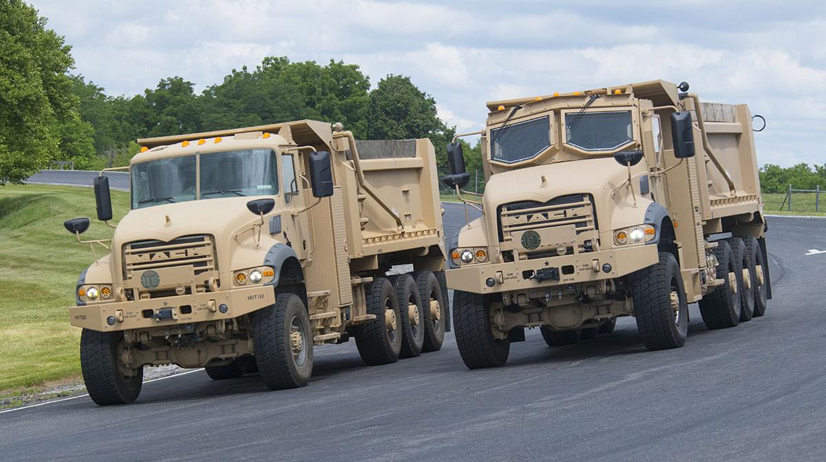 Mack Defense HDT