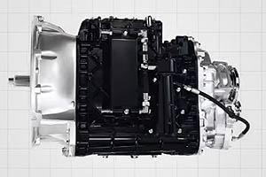 Mack mDriveHD automated manual transmission